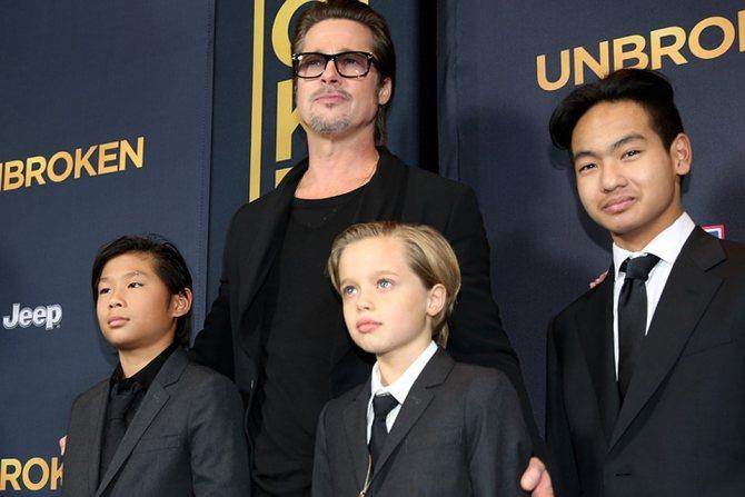 Старшие дети актера отказываются общаться с ним. Фото: EAST NEWS