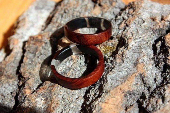 Старые кольца