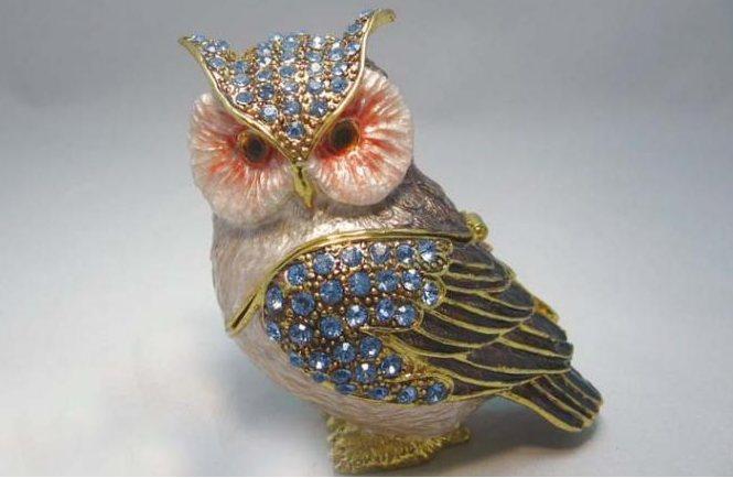 статуэтка совы