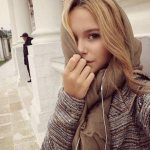 Стефания Маликова - её рост составляет 163 см