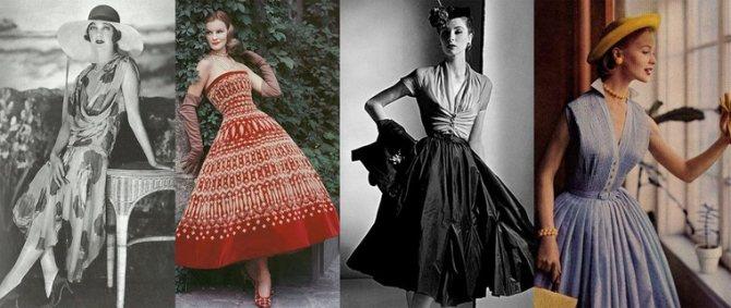 Стили в одежде и украшениях, или Немного о женственности, фото № 5