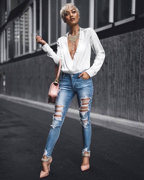 Стильные белые рубашки и блузки 2020-2021 – новые модели и фасоны
