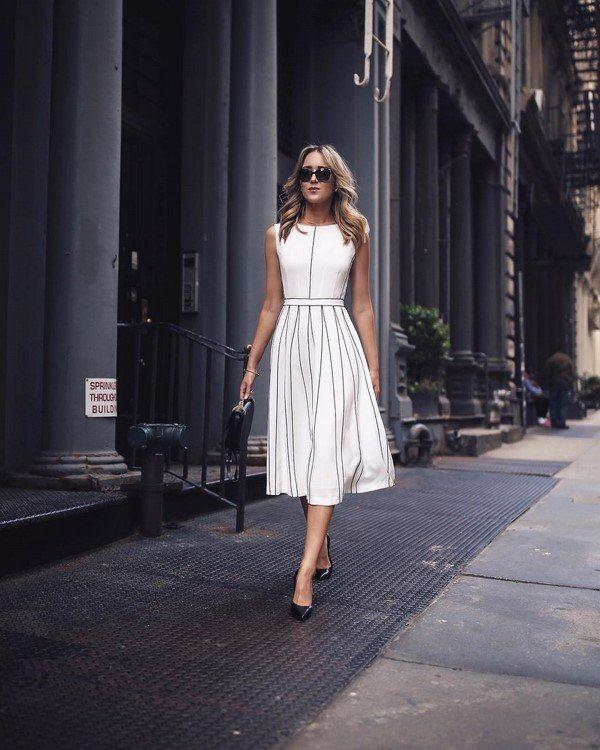 Стильные повседневные платья 2020-2021 года: лучшие модели платья на каждый день