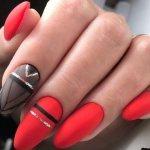 стильный сезонный дизайн ногтей 2020
