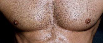 Стимуляция мужских сосков