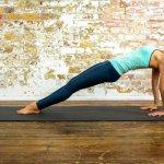 Стойка в обратной планке - правила выполнения упражнения и все о пользе для фигуры