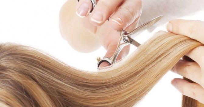 Стричь волосы, к чему