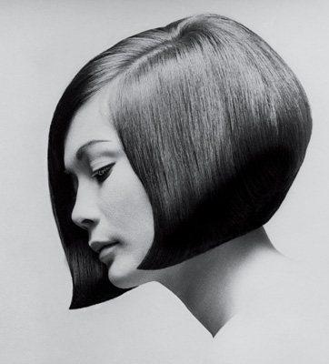 Стрижка Сессон на средние волосы. Фото 2020, вид спереди и сзади, с челкой. Как выглядит, как стричь
