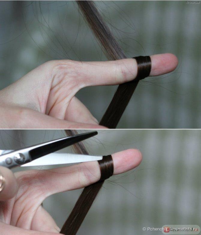 Стрижка жгутами! Приводим волосы в порядок в домашних условиях