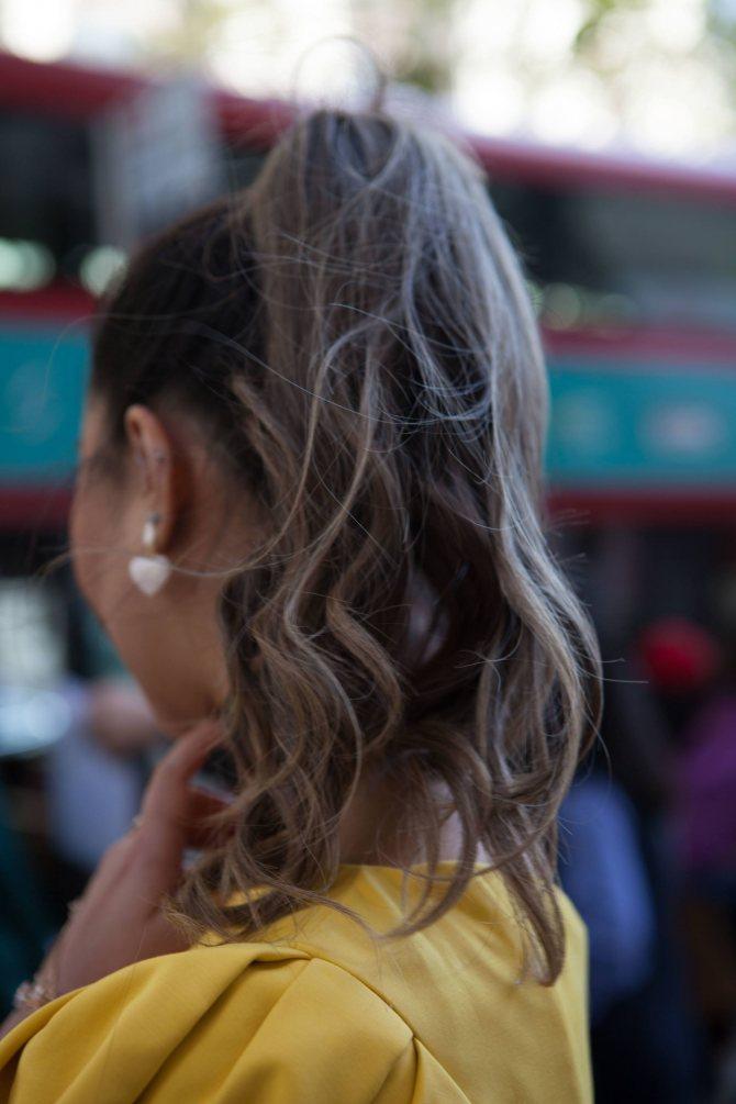 сухие кудрявые волосы