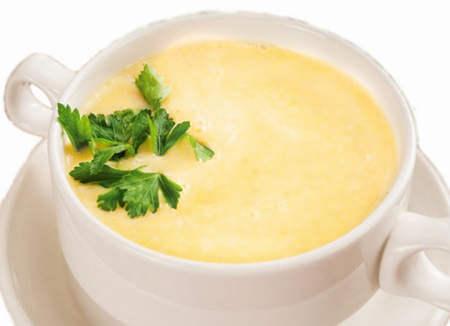 суп для ребенка с плавленым сыром