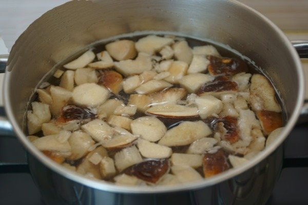 Суп из белых грибов замороженных, сушеных, свежих. Рецепт классический, сколько и как варить