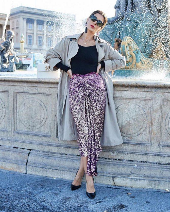Супер модная юбка-карандаш 2020-2021 – фото, образы, с чем носить юбку карандаш