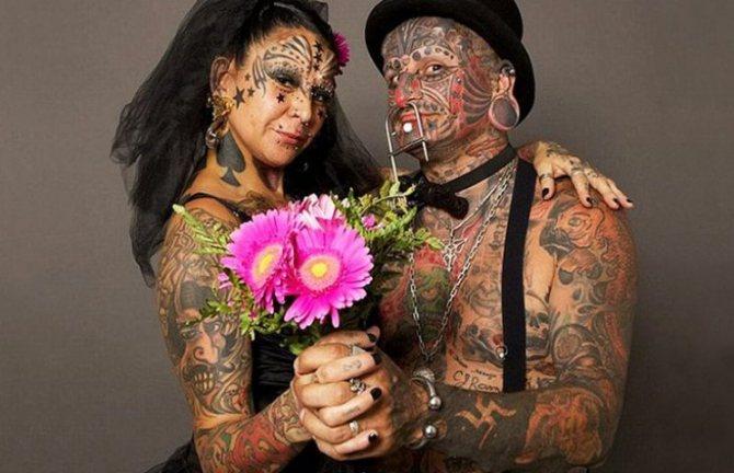 Супружеские пары, шокировавшие весь мир…