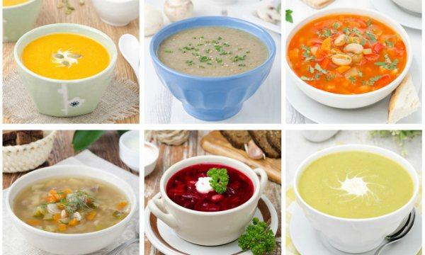 Овощной суп для похудения: рецепт вкусной диеты