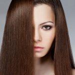 Сушить волосы, чтобы они были прямыми