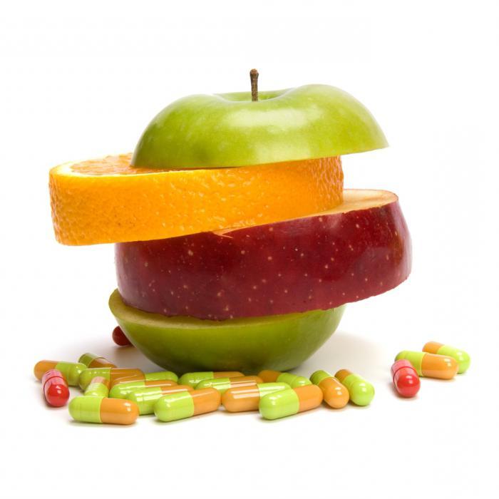 суточная норма потребления витамина с
