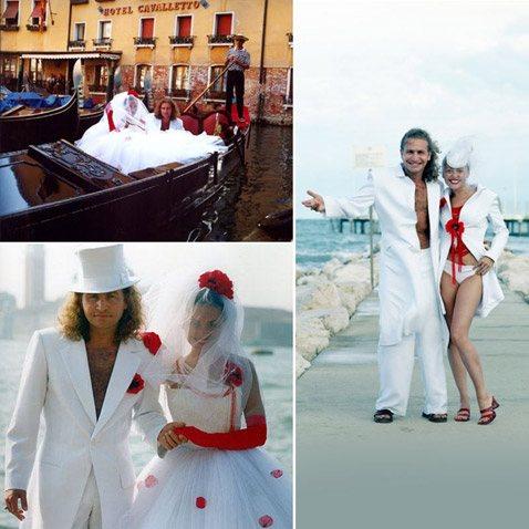 Свадьба Анжелики Варум и Леонида Агутина