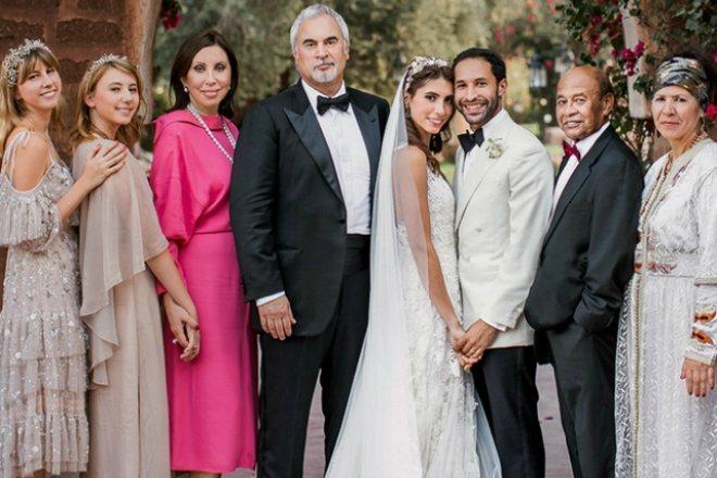 Свадьба дочери Валерия Меладзе