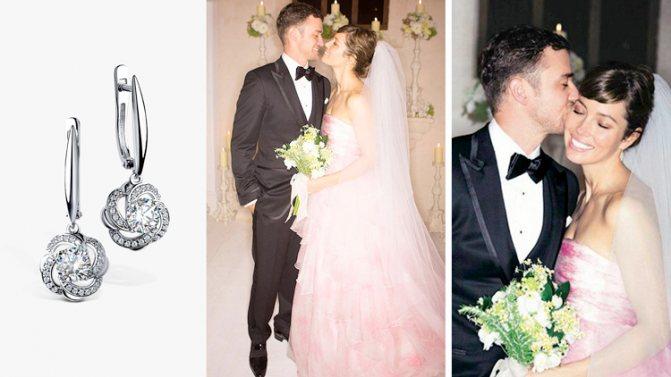 Свадьба Джастина Тимберлейка и Джессики Биль