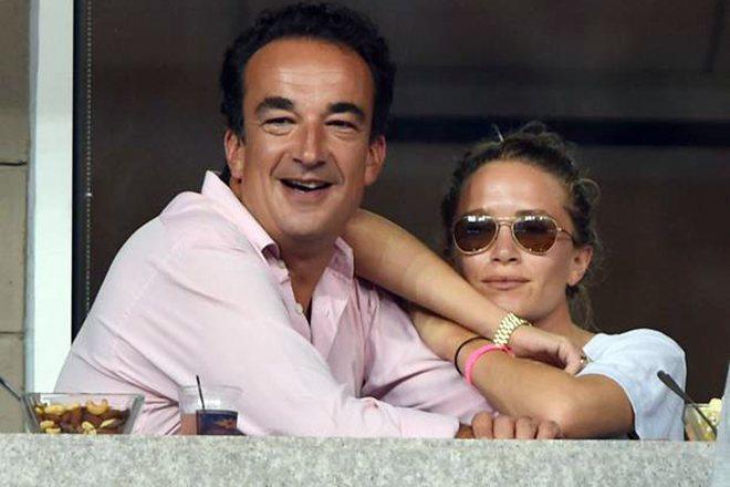 Свадьба Мэри-Кейт Олсен и Оливье Саркози