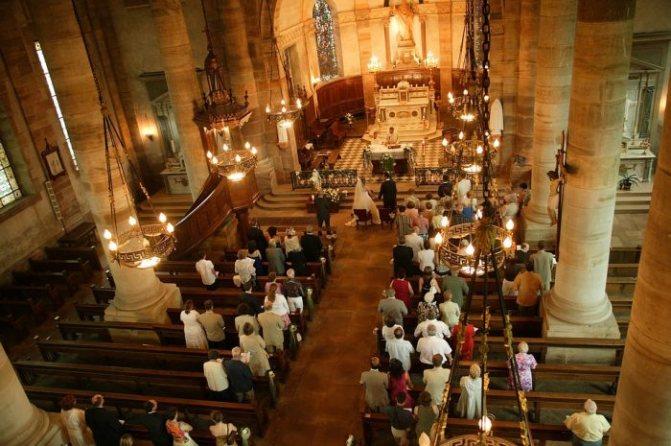 свадьба на Покров: приметы 4