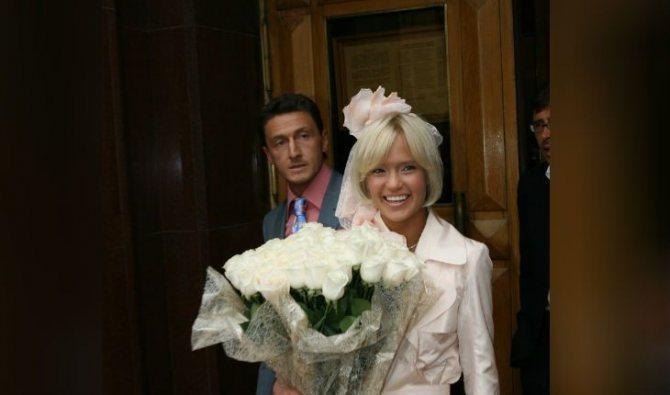 Свадьба Натальи Ионовой и Александр Чистякова