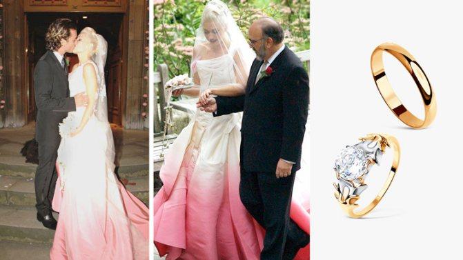 Свадебное платье Гвен Стефани
