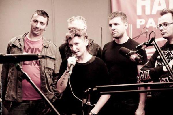 'Светлана Сурганова в группе