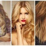 Светлые оттенки волос — фото, названия цветов.