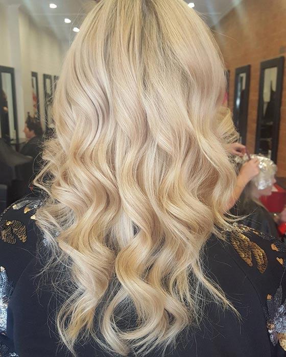 Светлый блонд