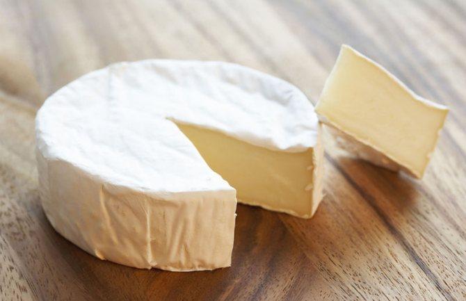 Сыр с белой плесенью