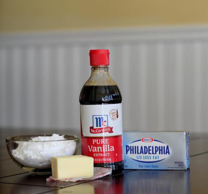 сырно сливочный крем для торта рецепт