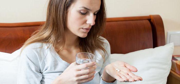 таблетки вызывающие роды