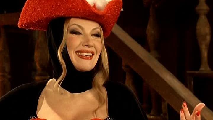 Таисия Повалий в мюзикле Золушка (2001)