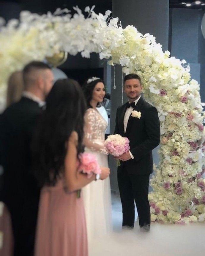Тайная свадьба Сергея Лазарева в 2019 году