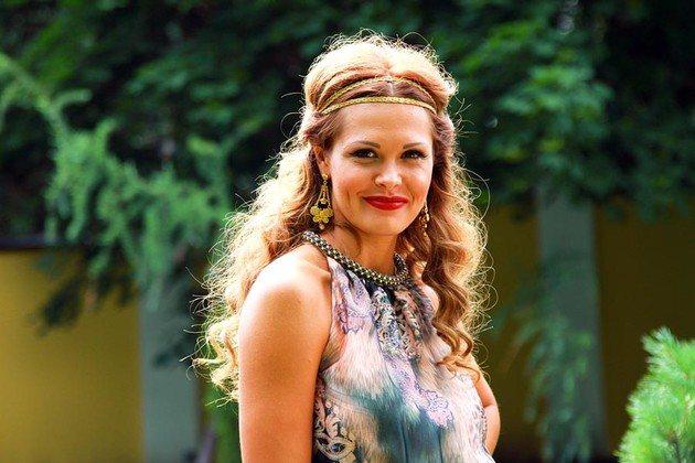 Также Мария Горбань играла в сериале «Братья по обмену»...
