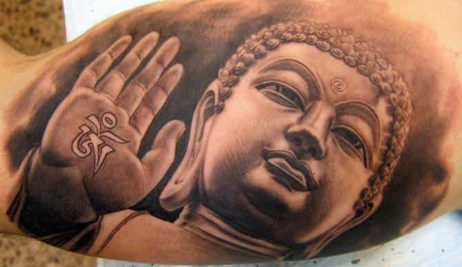 тату буддизм