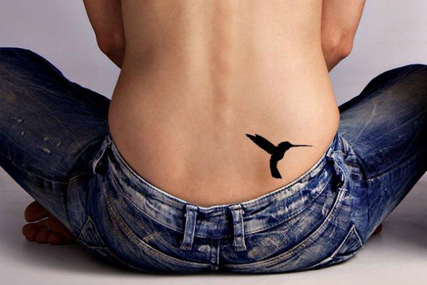 Татуировка Колибри фото