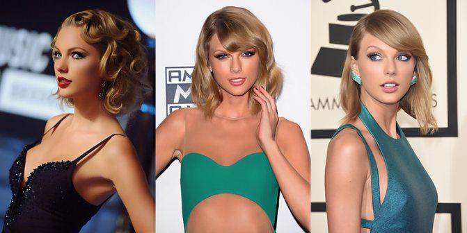 Тейлор Свифт до увеличения груди