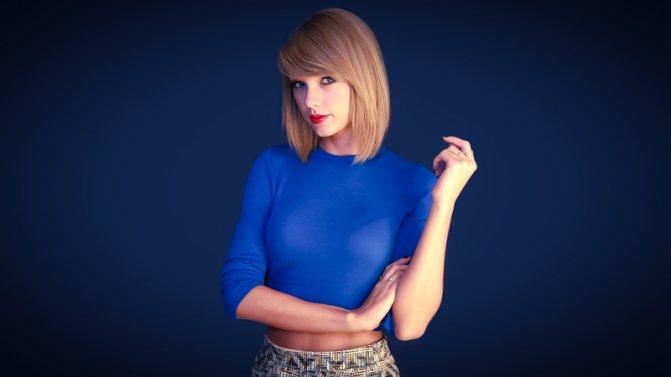 Тейлор Свифт в 2020 году