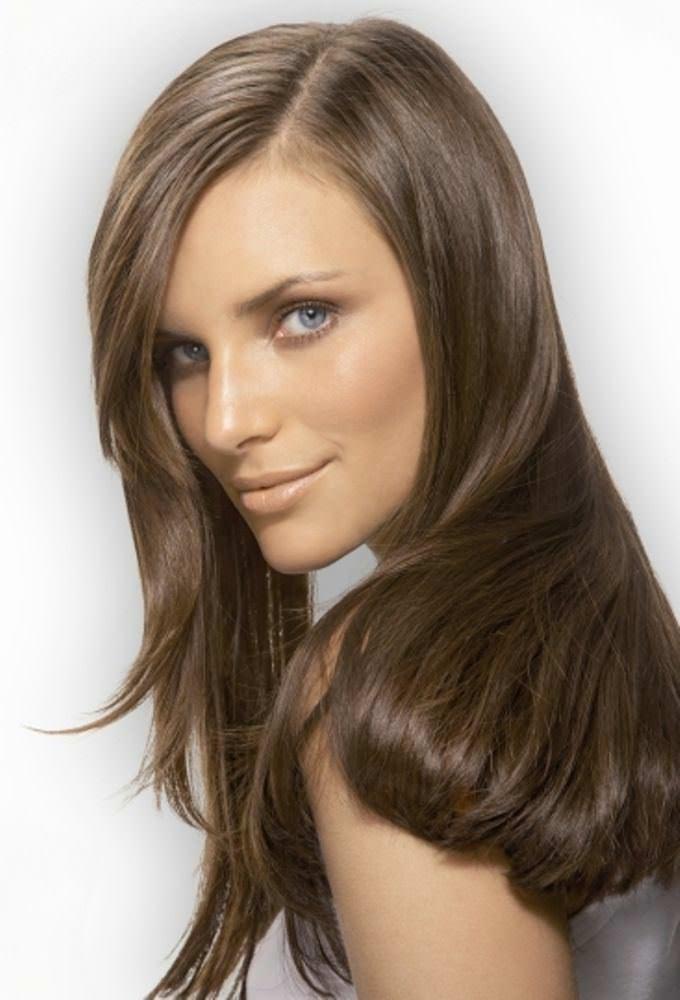 русый коричневый цвет волос фото азиатской
