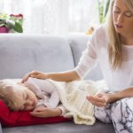 Температура у спящего ребенка