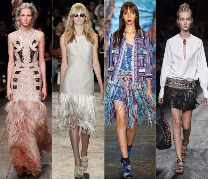 Тенденции моды весна-лето 2016 - фото (9)