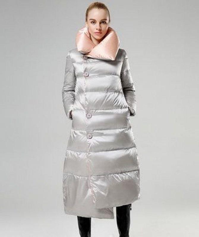 Теплое Чудо — модные пуховики с подиумов и не только, фото № 19
