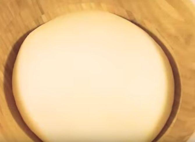 тесто для дрожжевого яблочного пирога