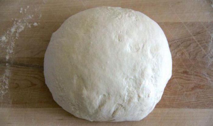 тесто для пиццы без дрожжей на воде