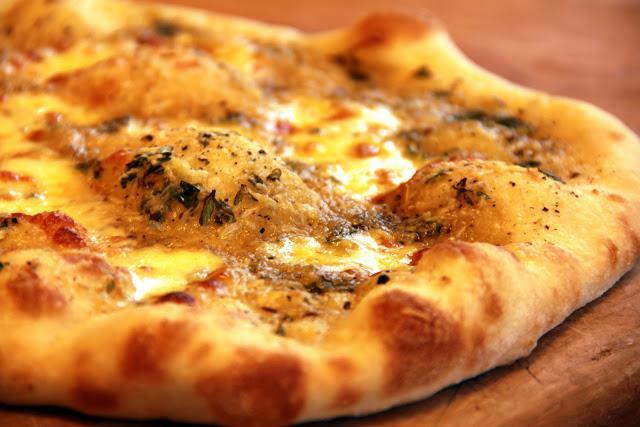 Тесто для пиццы итальянский рецепт