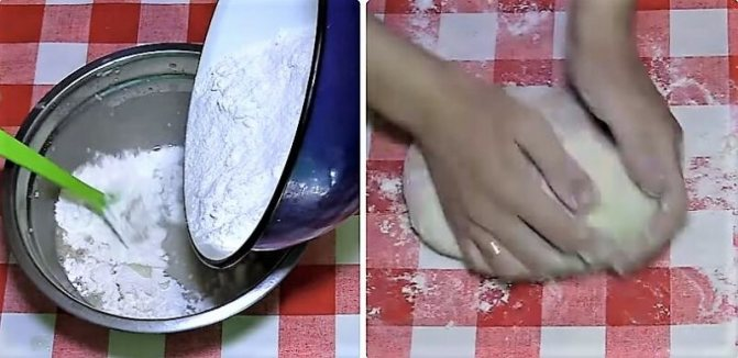тесто для пирожков дрожжевое