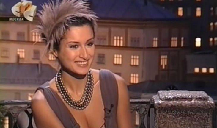 Тина Канделаки в программе «Детали»